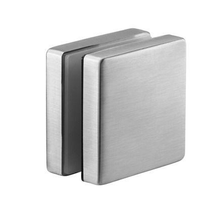 Glasadapter/Punkthalter quadratisch 58x58 mm