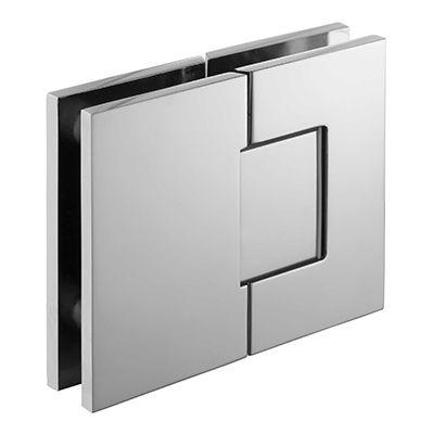 Duschtürband Abtenau, Glas-Glas 180°