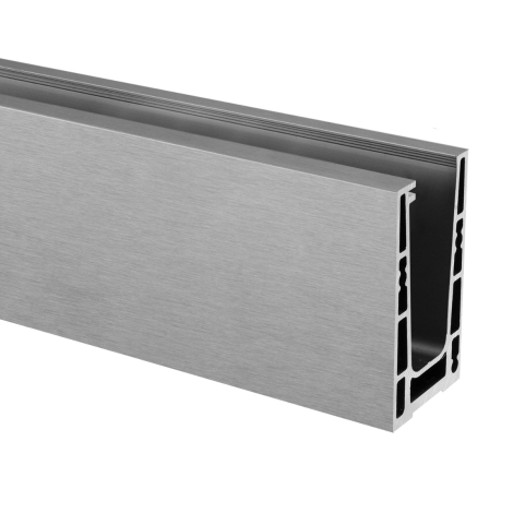 Bodenprofil EASY GLASS SMART 2500