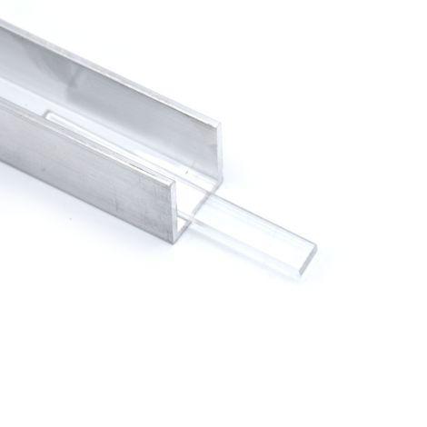 Distanzklötze 50mm lang, 6mm breit
