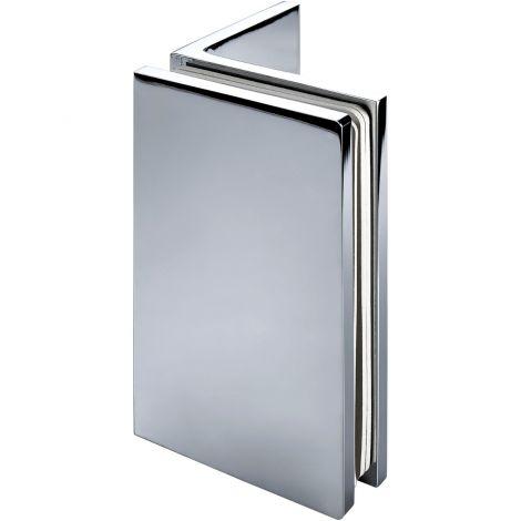 Winkelverbinder S 1000+ 90° Glas-Wand