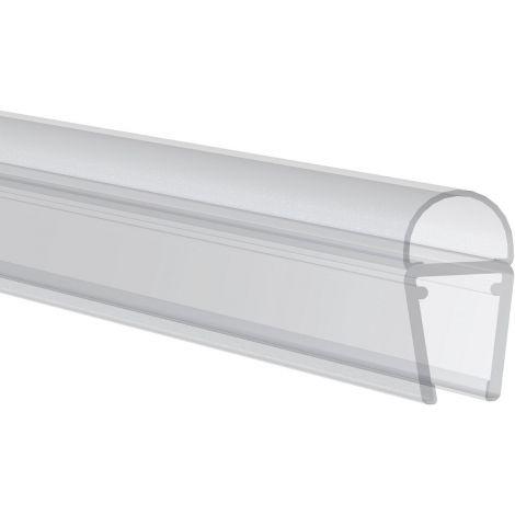 REHAU Streifdichtung für 6 - 8 mm, 2500 mm, transparent