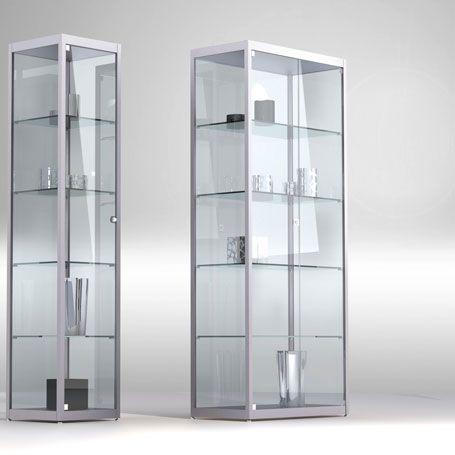 Glasfüllung, Regalboden aus Glas